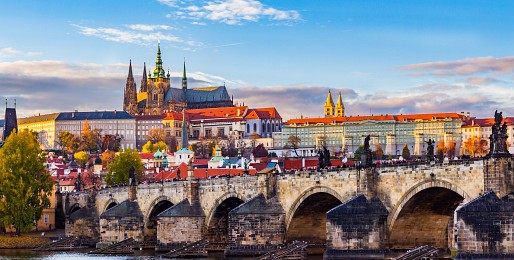 Tours to the Czech Republic